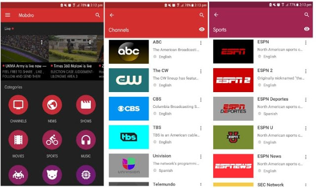 9 Aplikasi Live Streaming Terpopuler 2020