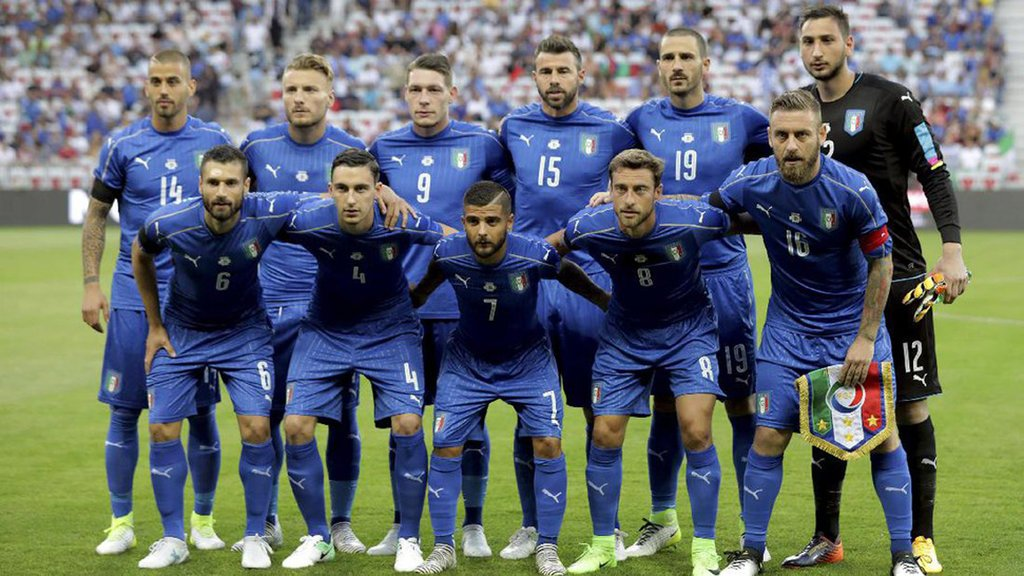 Daftar Nama Pemain Timnas Italia 2020